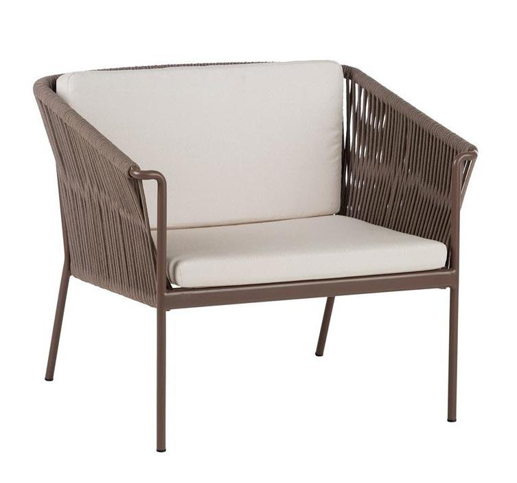 Weave Club Armchair