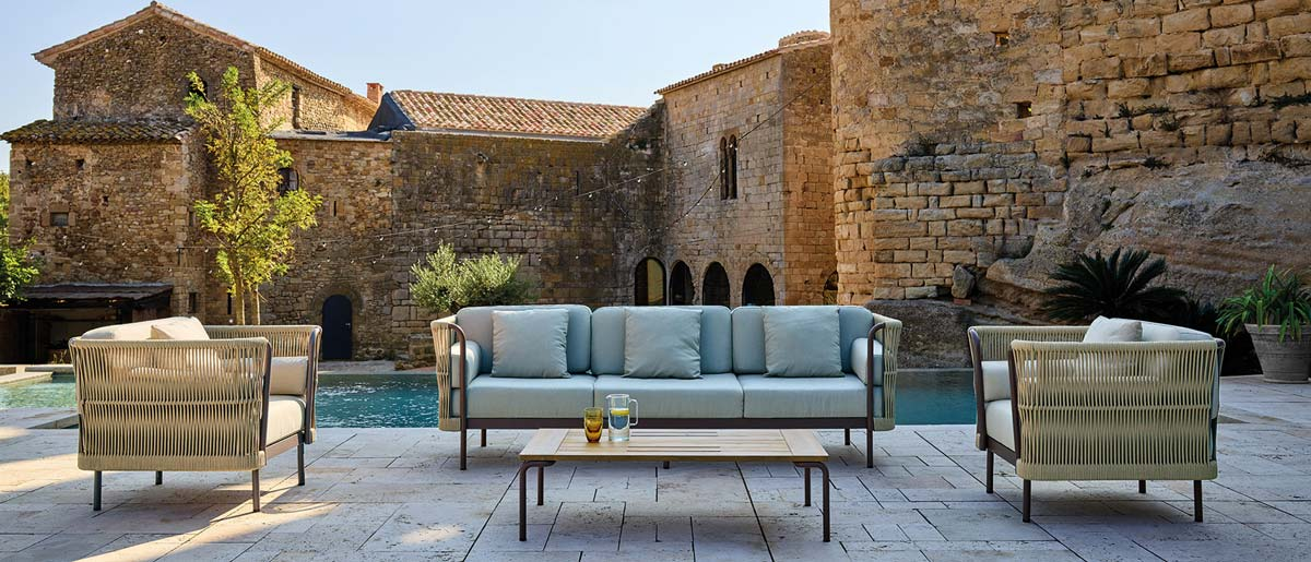 Weave Exterior Furniture by Point