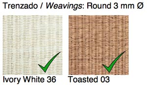 Point Weaves