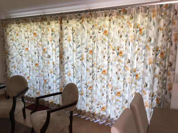 Vila Sol Curtains