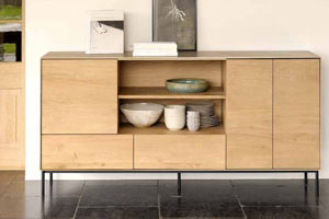 Ethnicraft Whitebird Sideboard
