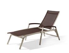Bodega Sun-lounger by Sieger