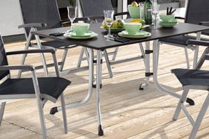 Folding Tables by Sieger