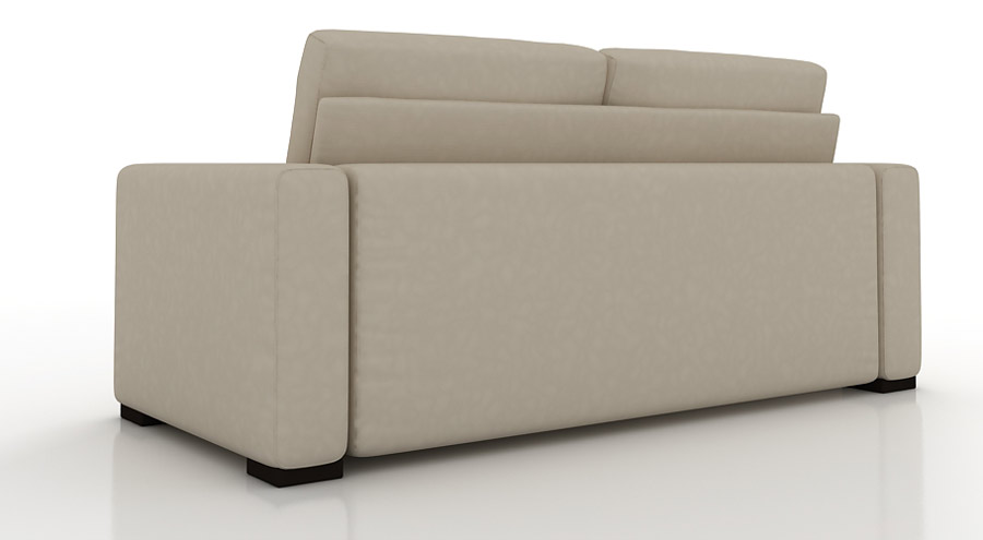 Berlin Sofa Backview