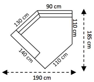 Zow Sofa Corner Module