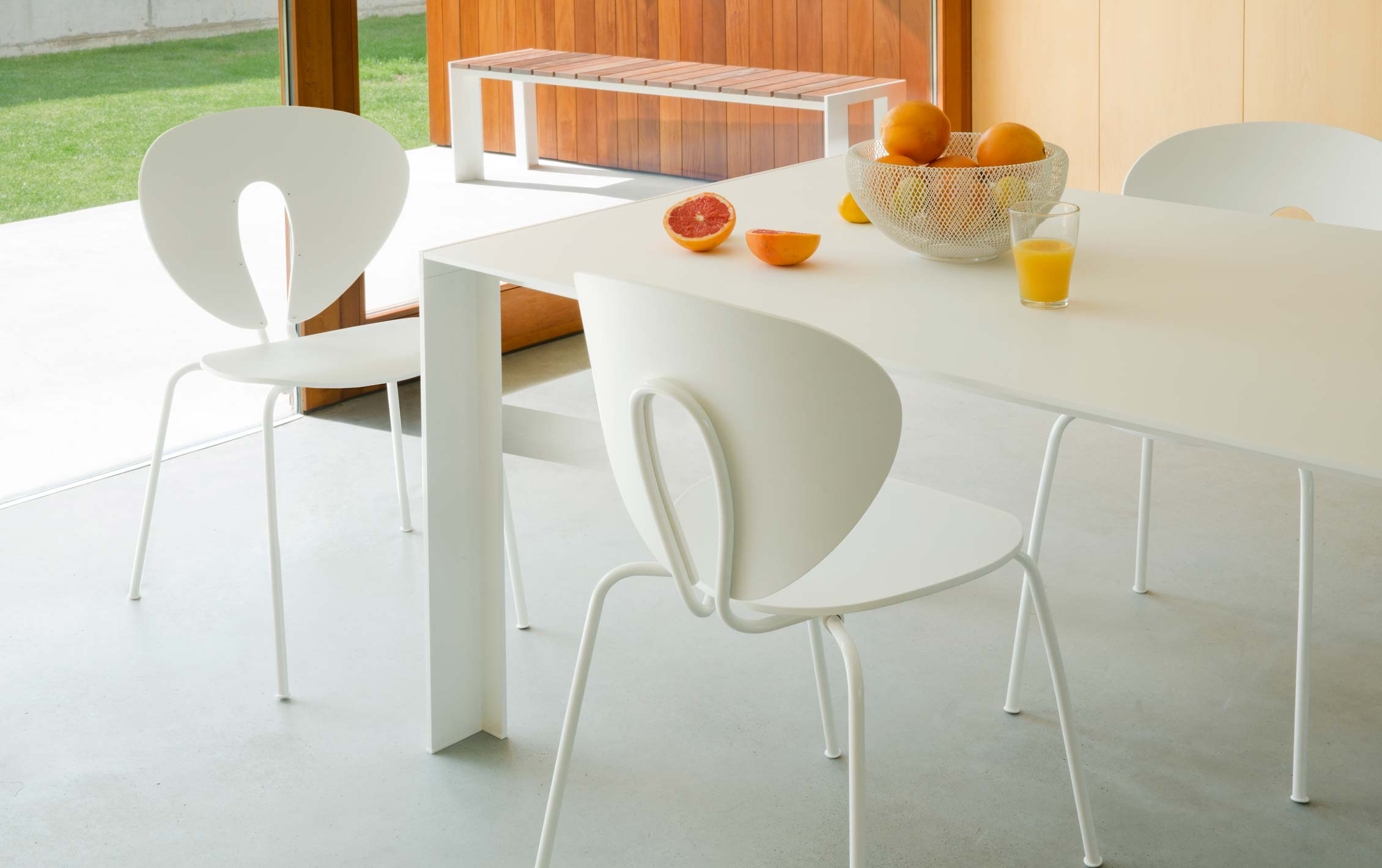 Deneb Dining Table by Stua