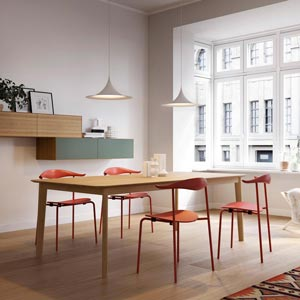 Ari Dining Table by Treku