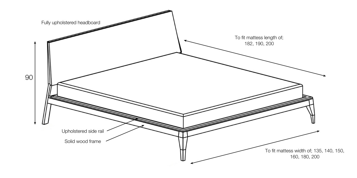 Bel Bed Specifications