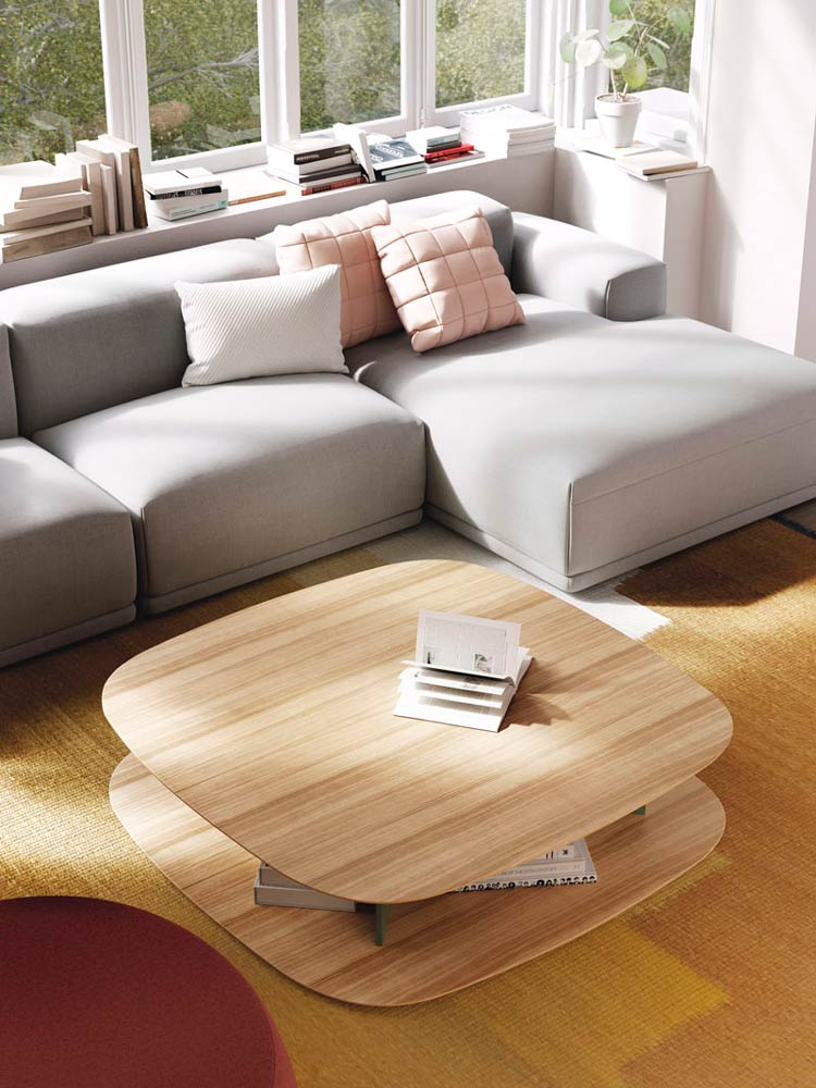 Bita Coffee Table by Treku