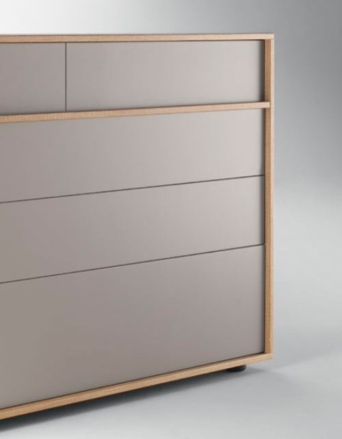Duo Chest of Drawers by Treku