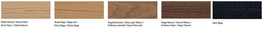 Treku Furniture Wood Finishes