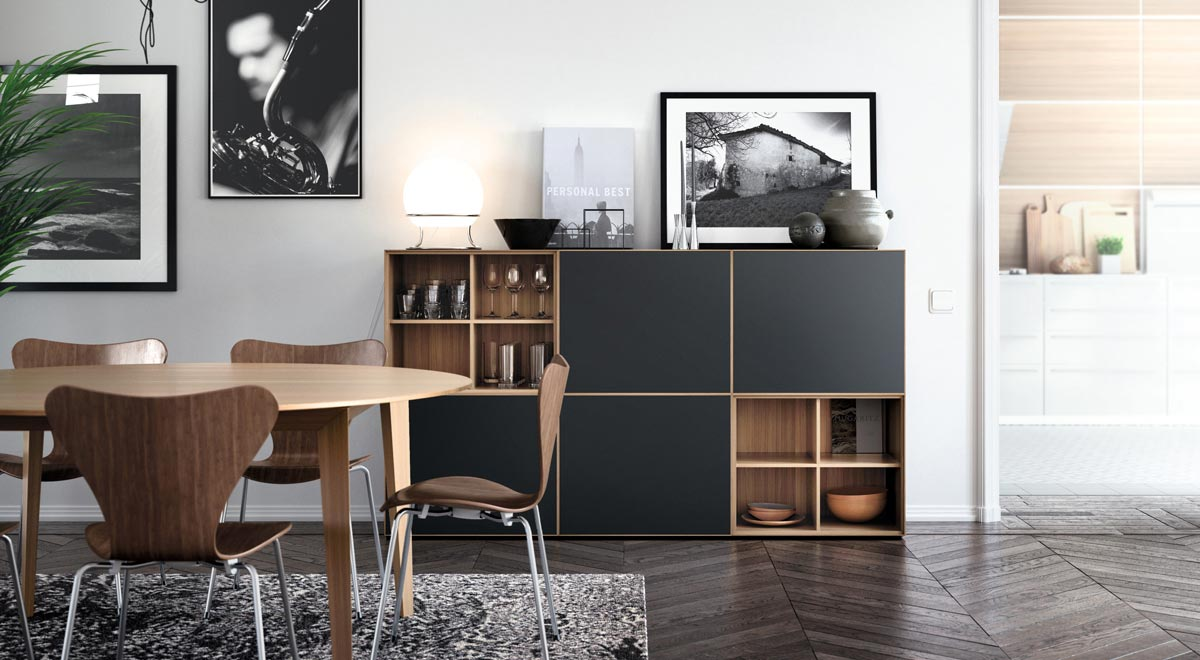 Lauki Sideboards by Treku