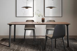 Roll Dining Table