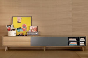 Aura TV Unit