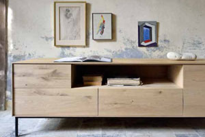 Whitebird TV Unit