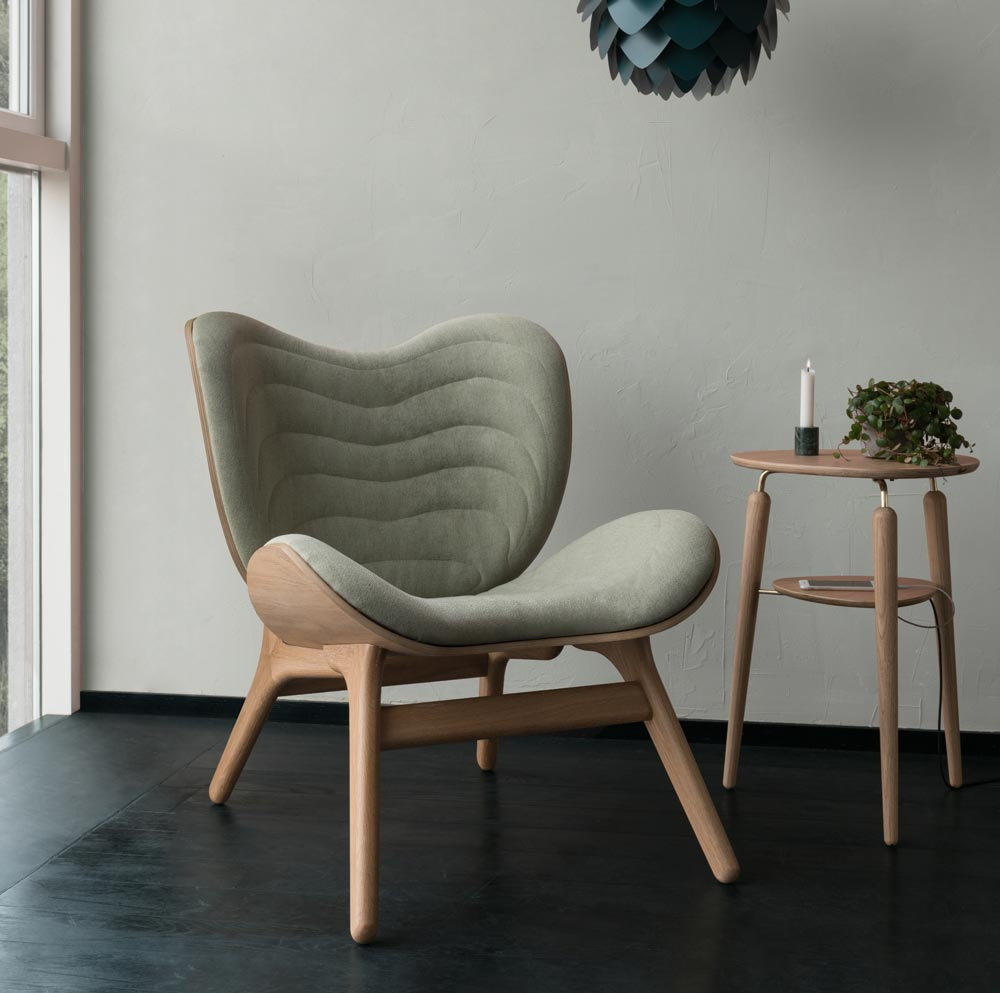 Reader Armchair by Vita