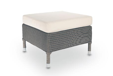 Deauville Foot Stool by Vincent Sheppard