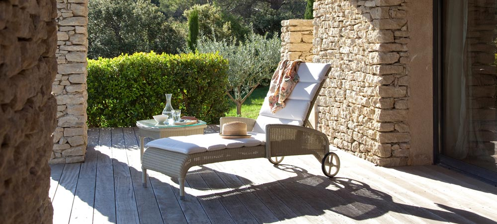 Safi Exterior Furniture by Vincent Sheppard